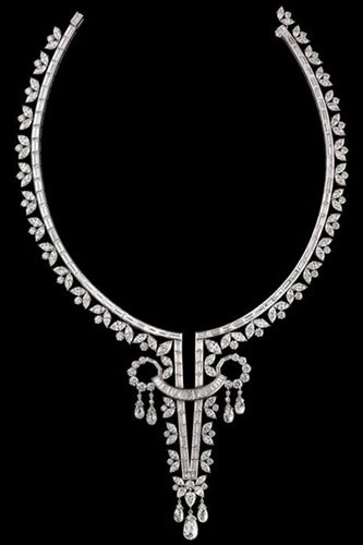 Harry Winston Caftan Necklace