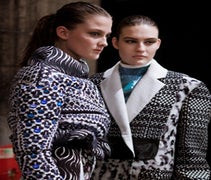 Peter Pilotto Reinvents The Puffer Jacket...& So Much More