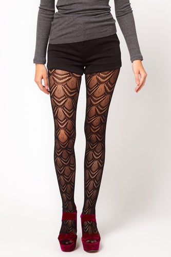 Asos Gipsy net tights