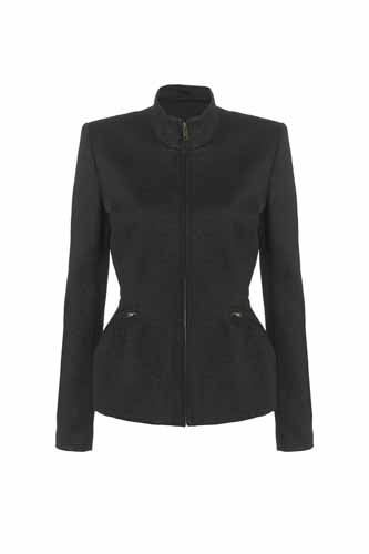 Theyskens theory peplum jacket was £625 now £315 @harrods.com