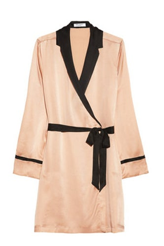 Equipment Silk Robe_$345_Net-A-Porter