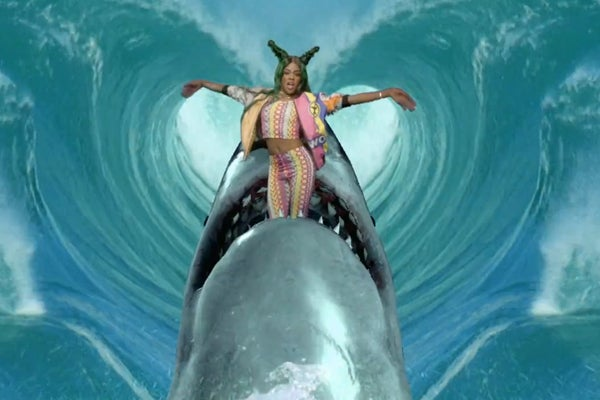 seapvnx thread Azealia-banks-atlantis-video