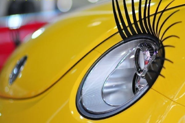 Headlight Eyelash Stickers - isellwellfl - 6.99