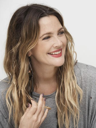 Drew Barrymore's Two-Word Key To Happiness