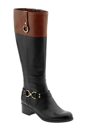 Fashion / Shopping / Cute Wide Calf Boots - Shoes For Plus Size Women