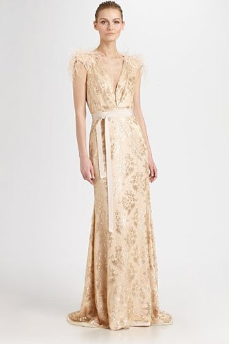 Non white wedding dresses alternative bridal gowns that for Alternative dresses for weddings