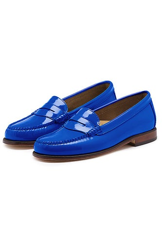 bass shoes classic womens flat shoes penny loafers
