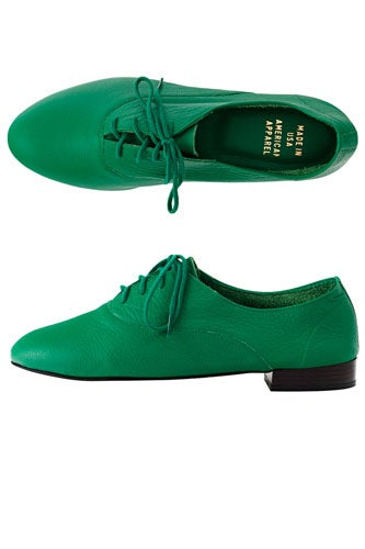 american-apparel-Bobby-Leather-Lace-Up-Shoe---AA-95