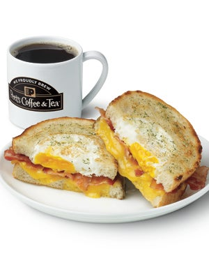 Egg-In-A-Hole Melt