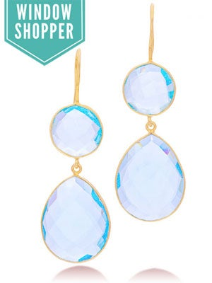 Window Shopper: Killer Earrings To Jazz Up Any Humdrum Ensemble
