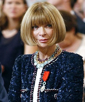 Anna Wintour Breaks Her Twitter Silence — To Support Gay Marriage!