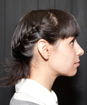 hairstyles for in between lengths