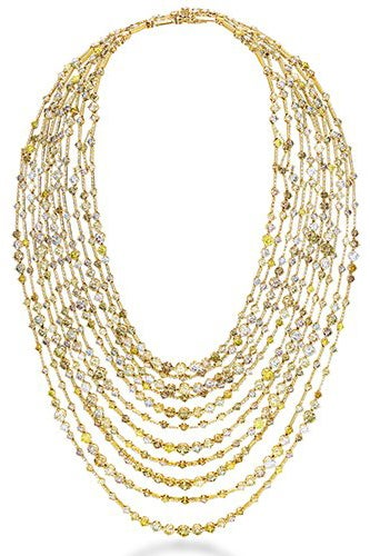 De Beers Arpeggia Collection Necklace