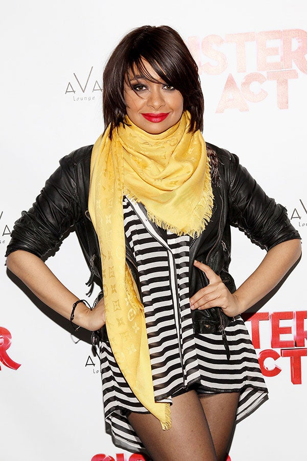 Fiercely Private Raven-Symoné Uses Twitter To Come Out