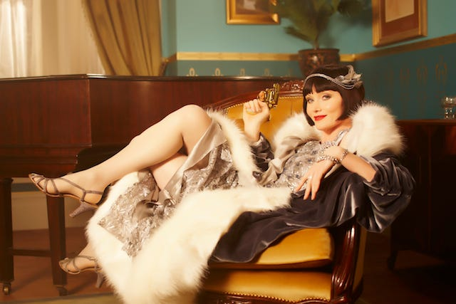 The Murder-Mystery Flapper Show You've Never Heard Of — But Need To