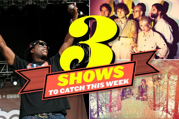Chairlift, Talib Kweli, & More Awesome Shows This Week