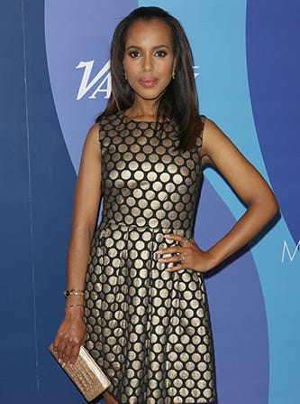 Kerry Washington's Pregnant,