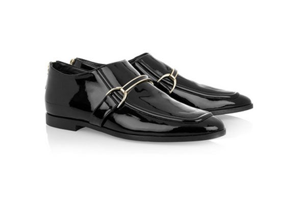 Stella-McCartney-Faux-Patent-Leather-Moccasins,--$402