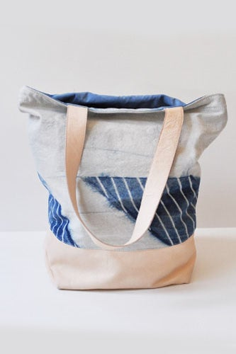 Job&Boss Bomaki Tote_$255_Conifer