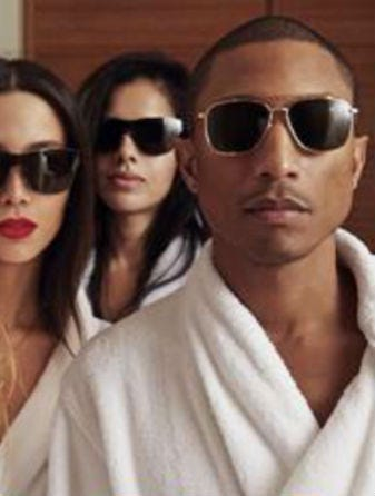 Pharrell Gets In On The
