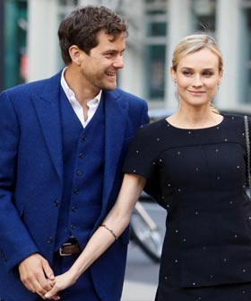 Diane Kruger And Joshua Jackson Might Be Engaged — Our Hearts!