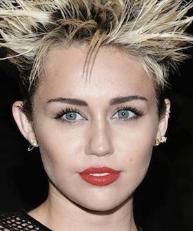 """Miley Cyrus Says Her Transformation Is """"Just Puberty"""""""