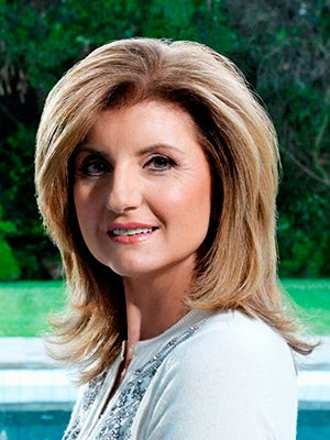 Life Coach: Arianna Huffington Tells Us How Success Begins In Bed