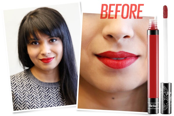 lipsticks-review-neha-before