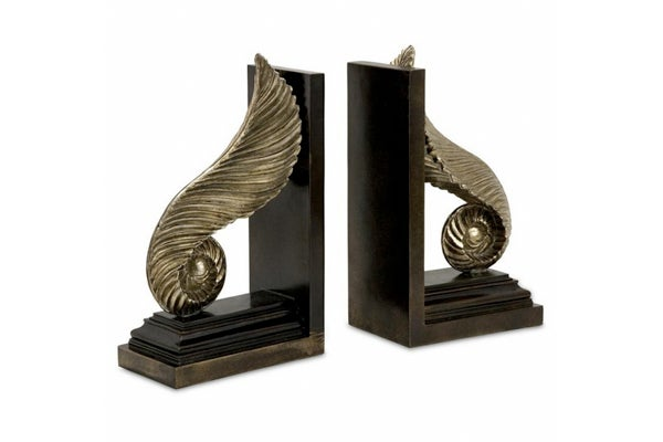 Mukkara-Leaf-Bookends