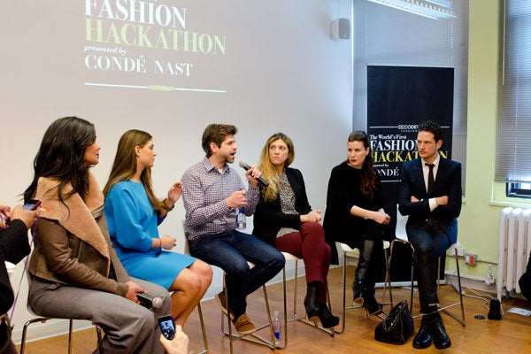 See The Finalists From The First-Ever Fashion Hackathon