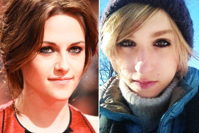 We Tried It: Kristen Stewart's Eyeliner Trick