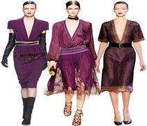 8 Hot New Color Trends From Fashion Week