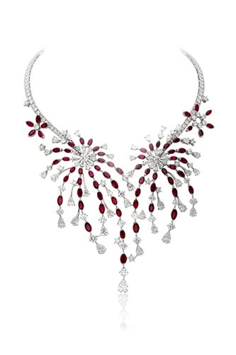 Van Cleef & Arpels Feu d'Artifice Necklace