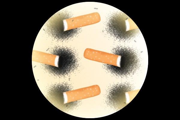 Quitting Smoking Health Heart Effects Weight Gain