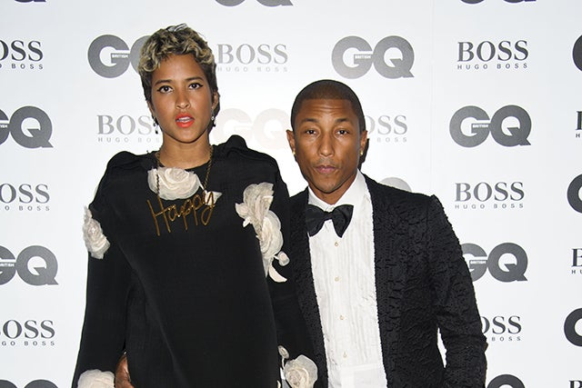 Pharrell Married Girlfriend Helen Lasichanh