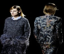 An Inch Here, An Inch There: Behold Dries' Larger-Than-Life Collection