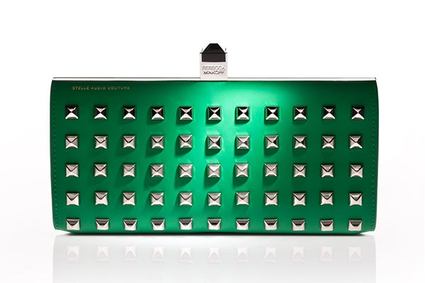 Stelle_Minkoff_Studded_Green_Closed_LO