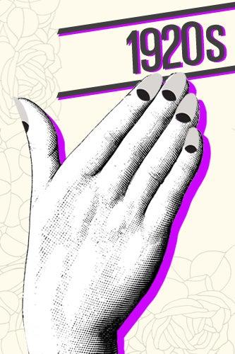 History Looking Into Nail Art