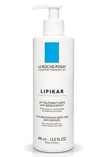 LaRochePosayLipikarLipidReplenishingBodyMilk135OunceBottleedL