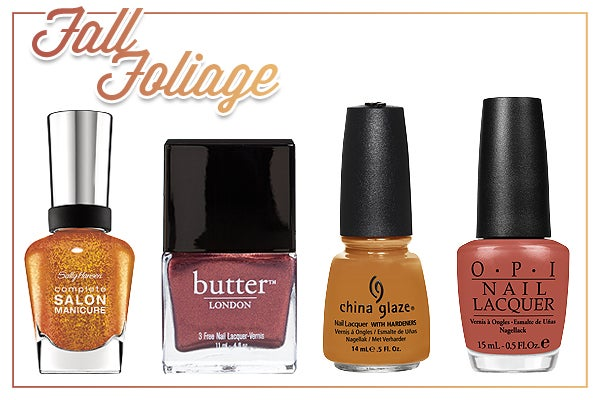 fall-nail-trends-foilage
