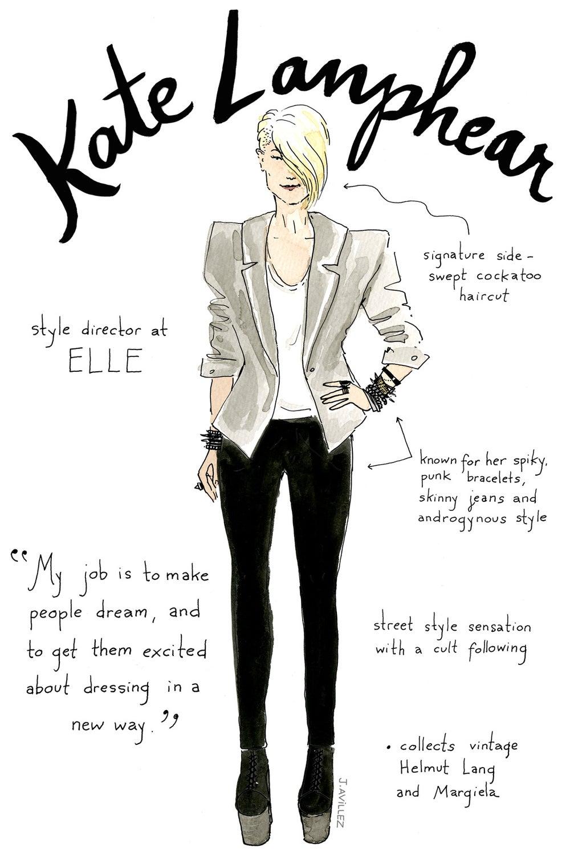 Kate Lanphear — style director