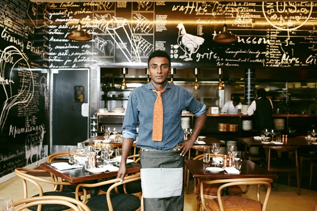 Marcus Samuelsson: World Change Is On The Menu