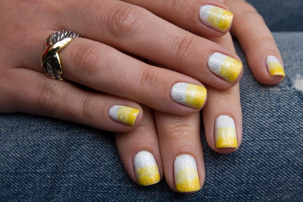 san francisco nail art