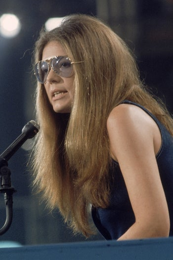 celebrity-long-hairstyles-gloria-steinem