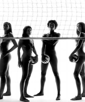 Naked Olympians ? 2012 Famous Nude Olympic Athletes