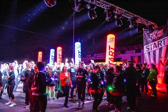 Ready For A 5K-Meets-Dance Party? We've Got Tickets!