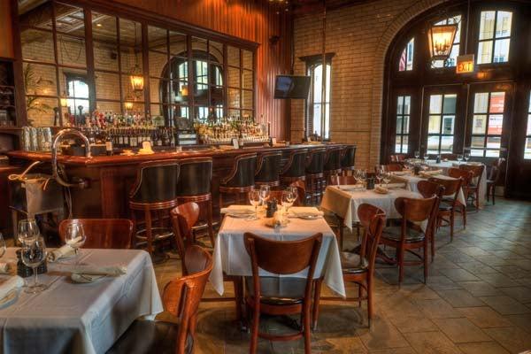 Old Firehouse Restaurant Chicago