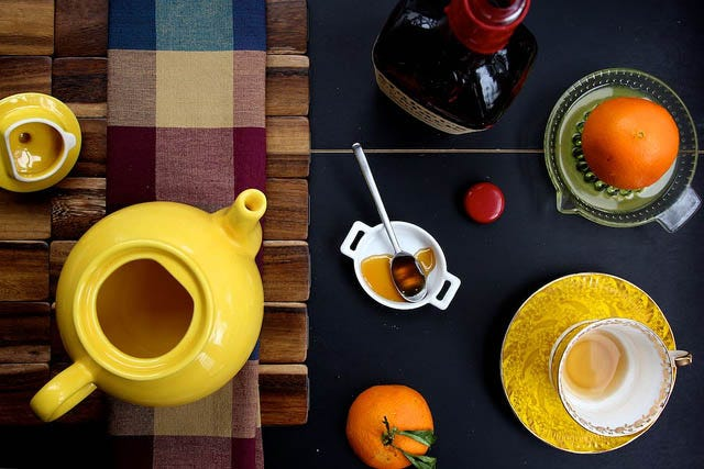 3 Warm (Boozy) Teas To Get Cozy With This Winter