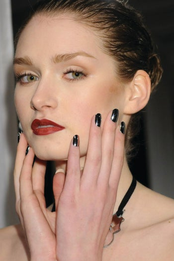 fashion-week-fall-2012-nails-behnaz-sarafpour