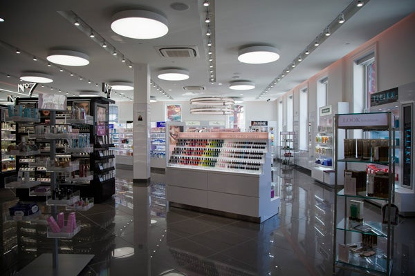 Confession  It s pretty rare that a new store triggers intense feelings of  longing and desire in our hearts  Sure  we get excited about new shopping  opps. Walgreens Look Beauty Boutique   Washington DC 2013